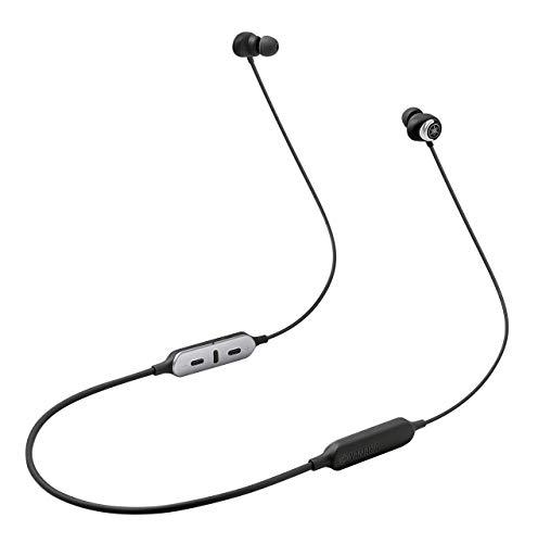 ヤマハ ワイヤレスイヤホン EP-E50A(B) : アクティブノイズキャンセリング/アンビエントサウンド/リスニングケア/Bluetooth /最大11時間再生 /専用アプリ対応/AAC・aptX HD対応/マイク搭載 ブラック