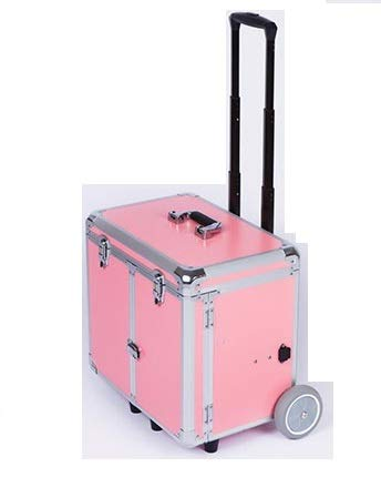 Fusspflegekoffer Modell Easy CS-Rosa