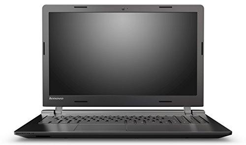 Lenovo B50-10 39,6 cm (15,6 Zoll HD) Laptop (Intel Celeron N2840, 4GB RAM, 500GB HDD, Intel HD Graphics, DOS) grau