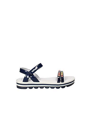 Melania ME6162F8E.A Sandalo Velcro Enfant Bleu 32