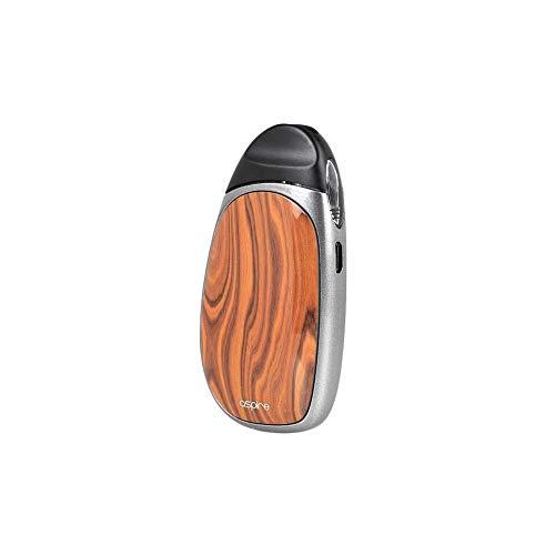 Aspire Cobble 電子タバコ ポッド型 (AIO Pod 700mAh 内蔵バッテリー 1.8ml 1.4ohm BVC コイル vape 電子たばこ アスパイア コブル ポッド) (ウッドグレイン)