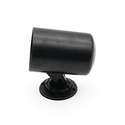 """Kraftstoffanzeige 2"""" 52mm Luft-Kraftstoff-Verhältnis Spur Wagen Spur mit Erkennungsspannung Funktion Digitalanzeige 12 Volt Auto-Refit Zubehör CGFEUR ( Color : Gauge Holder , Size : Kostenlos )"""