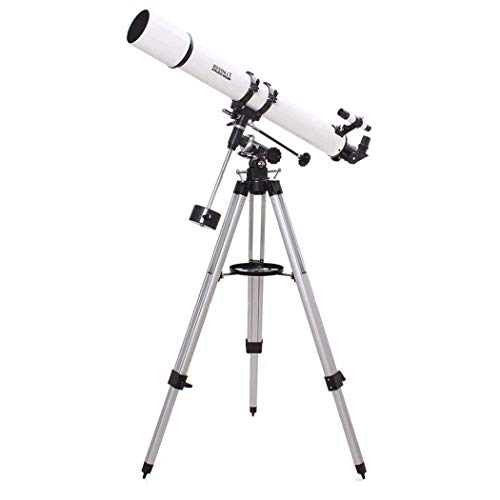 Check Out This GGPUS Refractor Telescope, Portable Telescope for Kids & Astronomy Beginners, Focal L...