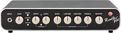 Fender Rumble 800 Bass Amp Head v3