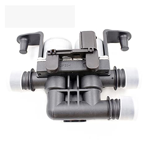 Development Nueva válvula de Control del Calefactor Ajuste para BMW X5 E53 E70 F15 X6 E71 F16 4.4I 4.8I 35IX 40IX 64 11 6 91 64116910544 11474121666