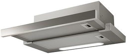 Soler & Palau GET-60 E Plus 370 m³/h Acero inoxidable - Campana (370 m³/h, Canalizado/Recirculación, F, D, D, 65 dB): Amazon.es: Grandes electrodomésticos