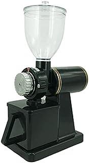 QiKun-Home Praktisk elektrisk kaffekvarn Hållbar Praktisk och stor kapacitet Avtagbar elektrisk kaffekvarn svart EU anti-h...