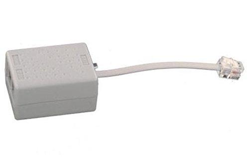 Nilox FILTRO ADSL/SPLITTER RJ11 teléfono divisor - Splitter de teléfono