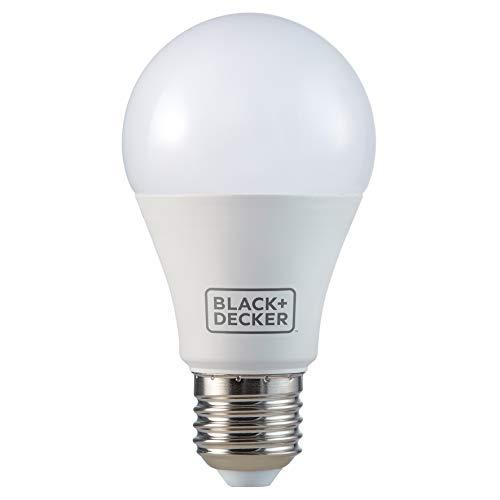 Lâmpada LED Bulbo A65 3000K, 100-240V Não Dimerizável, Black+Decker, BDA6-1300-01, 15 W