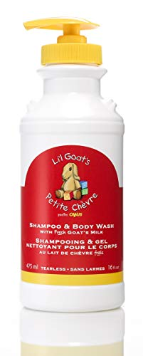 Top goat milk hair products for 2020