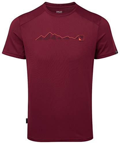 Sprayway Skyline Tee T-Shirt, Farbe 01320 Aztec, Groesse-Sprayway:S