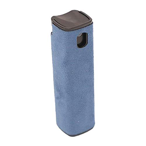 Gazechimp Limpiador de Pantalla de Teléfono de PC Artefacto de Limpieza de Tela de Microfibra para TV Portátil - Azul