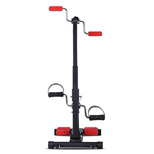 WURE Ältere Rehabilitationsgeräte, Hand- und Fußtrainingsgerät, obere und untere Gliedmaßen-Übungsfahrrad