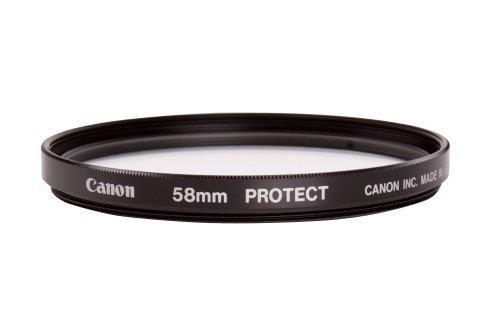 Canon Protect Filtro, 58 mm