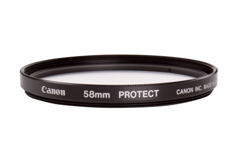 Canon Filter, Protect Filter 58mm