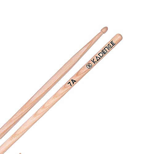 Kadence Drum Stick Hickory Wooden Tip 7A