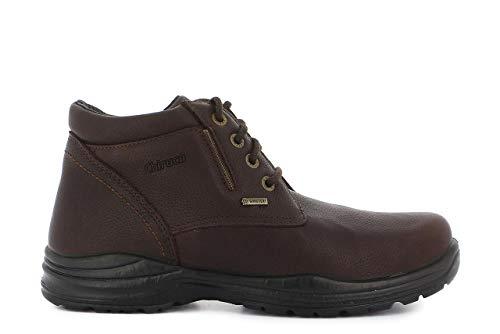 CHIRUCA Zapato Semibota Rhodes 02 - Marrón, 43
