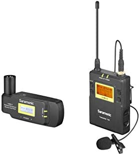 Saramonic Camera-Mount Wireless Omni Lavalier Microphone System