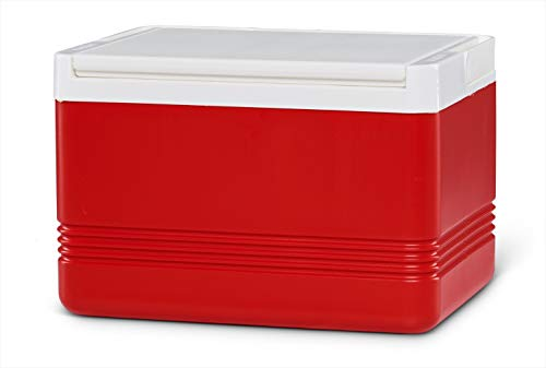 Igloo - Legend 12 - Kleine Kühlbox - Rot - 9 Liter - 33 x 25 x 23 cm (L x B x H)