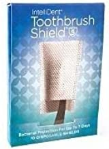 Intellident Antimicrobial Toothbrush Shields, 10 ea by Intellident