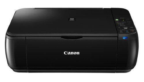 Canon PIXMA MP495 Multifunktionsgerät (Kopierer, Scanner, Drucker mit WLAN, USB) schwarz