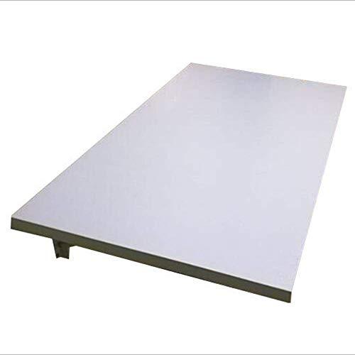 Zaixi Table Murale Pliante Activité Table Pliante Cuisine Table Murale Mural Ordinateur de Bureau Livre Table Table Murale Table Blanche Forte capacité portante (Taille : 90 * 50)