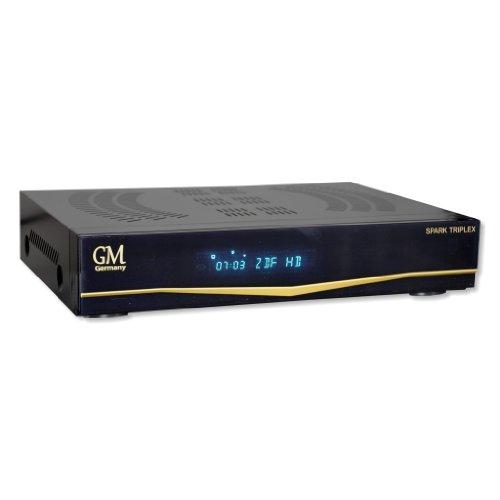 Golden Media Spark Triplexbk DVB-S C/T
