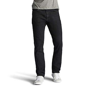 Lee Men s Big & Tall Performance Series Extreme Motion Athletic Fit Tapered Leg Jean Zander 40W x 36L