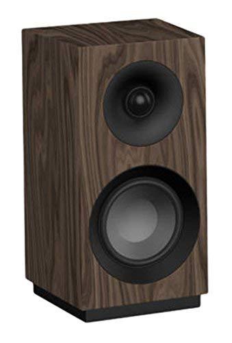 Jamo S 801 120 W zwart, walnoot luidspreker - luidspreker (bekabeld, 120 W, 76-26000 Hz, 8 Ohm, zwart, walnoot)