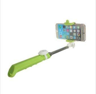 Masunn geïntegreerd Android iOS systeem handheld selfie stick Bluetooth shutter uitbreidbaar monopod voor telefoon