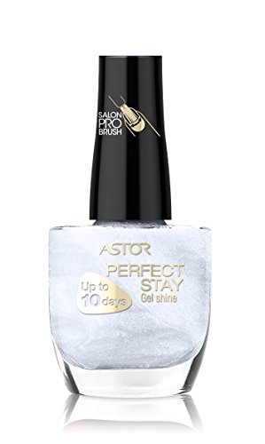 Astor Perfect Stay Gel Shine Nagellack, langanhaltend, 632 Sea Foam, 1er Pack (1 x 12 ml)