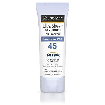 Neutrogena W-SC-2188 Ultra Sheer Dry Touch Sunblock SPF 45 by Neutrogena for Women - 3 oz Sunblock
