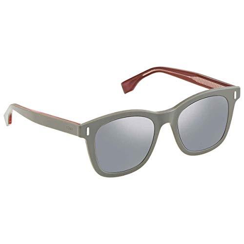 FENDI FF M0040/s, Gafas Hombre, KB7/T4 GREY, 50