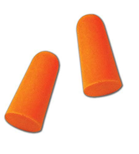 Magid Glove & Safety Bulk NRR 32 Disposable Foam Ear Plugs | Comfortable Uncorded Disposable Ear Plugs for Sleeping, Shooting, Snoring, Work, Travel and Loud Events (1000 Pair), Orange | Cordless