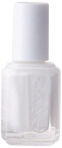 Essie 10 – Esmalte de uñas, color blanco