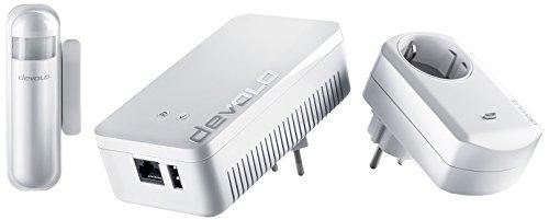 devolo Home Control Starter Paket, Weiß - 9362