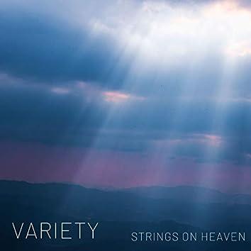 Strings on Heaven