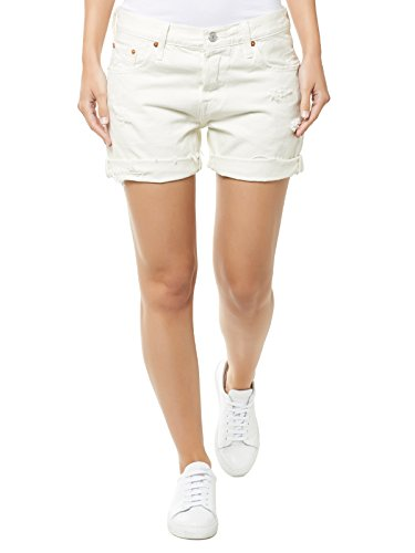 Levi's Shorts 501 Ct Ecru W30
