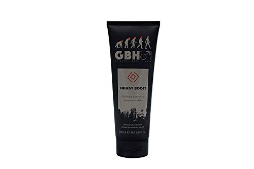Grievous Bodily Hair Energy Boost Caffeine Shampoo 1 x 250 ml