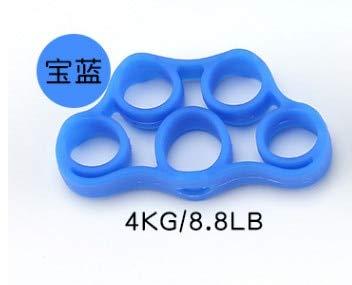 Mdsfe 1 stuk vingerweerstandsbanden elastische banden training stretch oefenband rubber kettingen borst ontwikkelaar fitness uitrusting 1a 4kg-a264