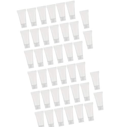 lahomia Lots 40 En Plastique Crème Pour Les Mains Tubes Lotion Échantillon