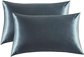 Bedsure Satin Pillowcases