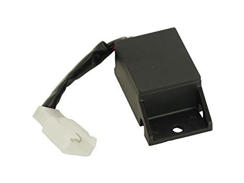 LED Blinker Relais passend für Kawasaki VN 1600 Mean Streak VNT60B 2004-2008