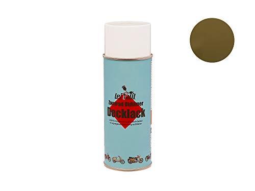 Spraydose Decklack Leifalit (Premium) Olivgrün für SR4-4, KR51/1S 400ml