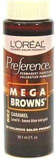 Loreal Preference #Br2 Mega Brown Caramel (2 Pack)