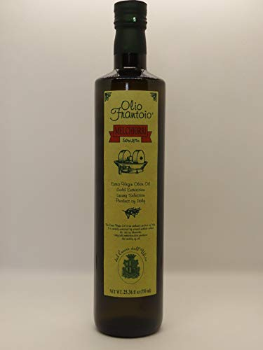 Frantoio Melchiorri è un olio extravergine di oliva certificato 100% Italiano. Estratto a freddo. Non Filtrato.
