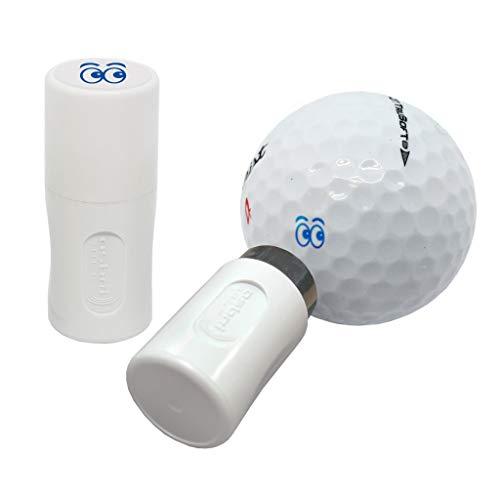 Asbri Golf Occhi Pallina Stamper - Blu