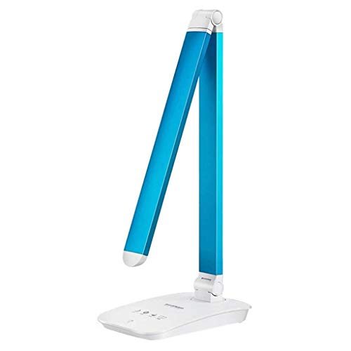 NXYJD Lámpara de Escritorio de Lectura táctil LEDDimmable Escritorio lámpara de Escritorio LED Flexible Protección de los Ojos de la lámpara (Color : C)
