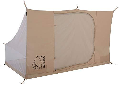 Nordisk Cabin - - Intérieur de cabine de beige tapis tente