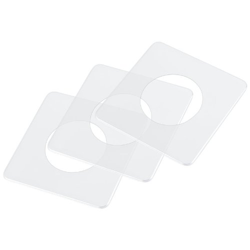 Dekorplatte Transparent